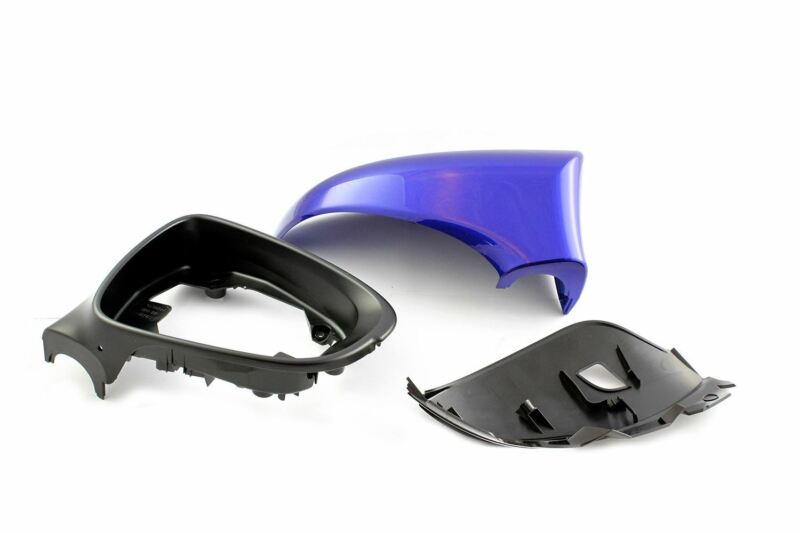 Genuine Lexus CT200H/IS250/300H Right OS RH Mirror Cover Blue 8U1 8791A76030J0