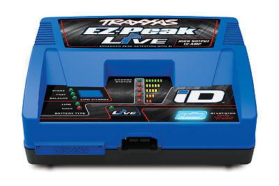 Traxxas 2971 EZ-Peak Live 12-Amp ID Charger for LiPo 2S 3S 4S & NiMH Batteries Peak Amp Batterie
