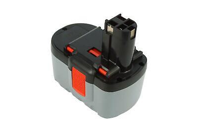 24V Hochleistungsbatterie für BOSCH GSB 24 VE-2/N,GSR 24 VE-2,BAT030,BAT240