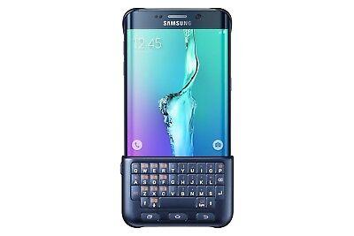 Samsung Black Keyboard - Samsung Galaxy S6 Edge Plus + Keyboard Cover Case EJ-CG928UBEGUS Black New OEM