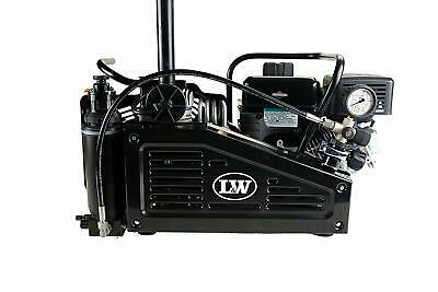 Lw 100 G Breathing Air Compressor For Scuba Scba Paintball Tank Fill