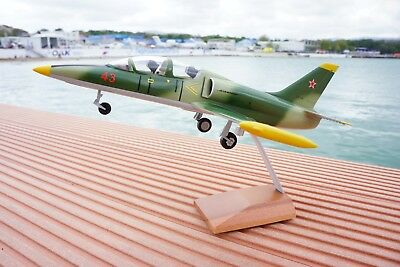Used, Molded model aircraft L-39 in coloring  Air force SCALE 1/48 for sale  Shipping to United States
