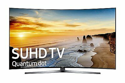 Samsung UN65KS9800 Curved 65-Inch 4K Ultra HD Smart LED TV - 1 Year MNF WARRANTY