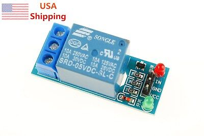 5v One 1 Channel Relay Module Board Shield For Avr Dsp Arm Mcu Arduino