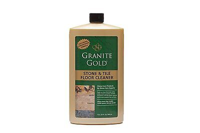 Granite Gold Stone And Tile Floor Cleaner  Gg0210  32 Ounce   New  Free Shipping