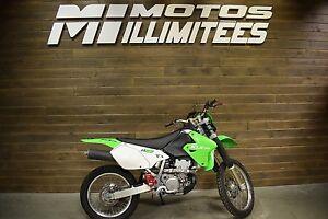 2003 Kawasaki KLX400
