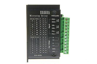 Tb6600 Driver 4a 9-42v Cnc Controller Stepper Motor