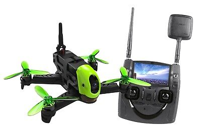 Hubsan X4 Jet Racing Drone FPV Quadrocopter - Brushless Rtf-Drone with HD Camera