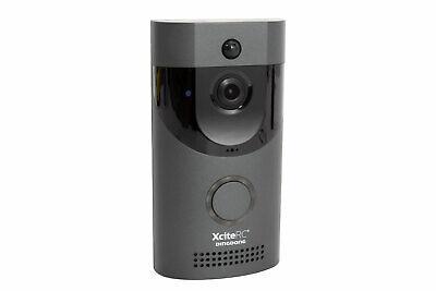 DingDong WiFi-Türklingel HD Überwachungskamera App Steuerung anthrazit