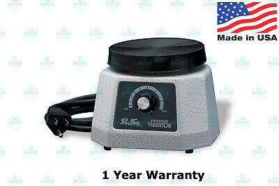 Ray Foster Variable Speed Dental Vibrator Dv34 Quiet Creep-free 1 Year Warranty