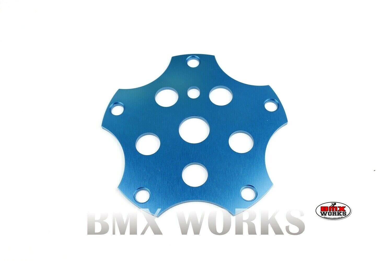 Old School Retro BMX ProBMX Pro Class Style Disc 130BCD Blue
