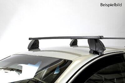 NORDRIVE Design Dachträger Snap Stahl Dach Gepäck Träger für Fiat Doblo Typ 263