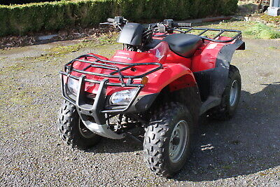 Honda Fourtrax ES Quad Bike - 2010- Hardly Used - Excellent Condition