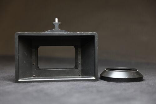 Century Optics Matte Box for 77mm filter camera lenses 4x4 dslr Canon Nikon Sony