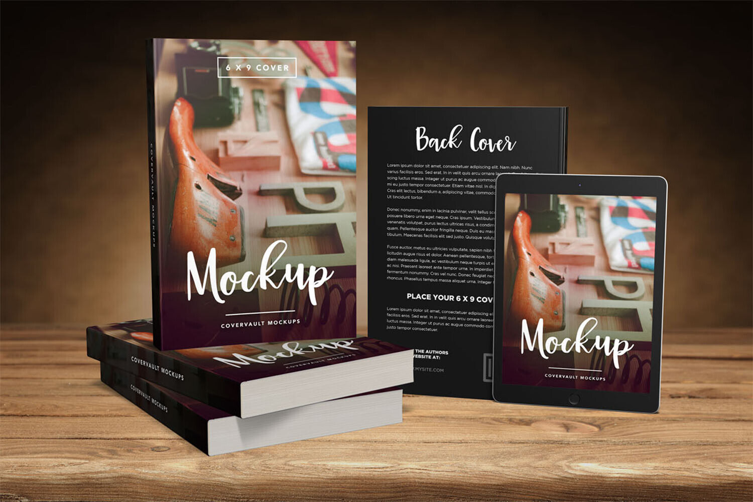 Create 3D Box Set, Book, DVD Cover Eye Catching From Your 2D Cover - $9.99