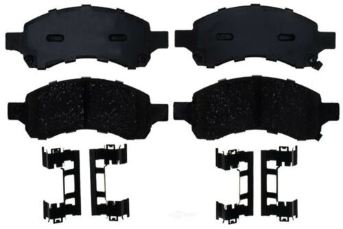Disc Brake Pad Set-Ceramic Front ACDelco Pro Brakes 17D1367ACH