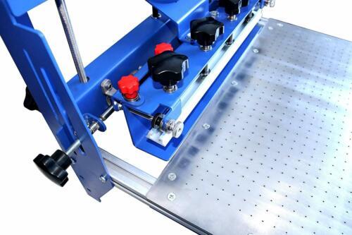 TECHTONGDA 20x24 Inch Vacuum Silk Screen Printing Press Micro-Registration New