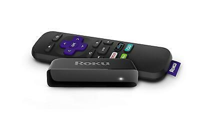 Roku Express | HD Streaming Media Player, incl. HDMI cable (2019/latest model)