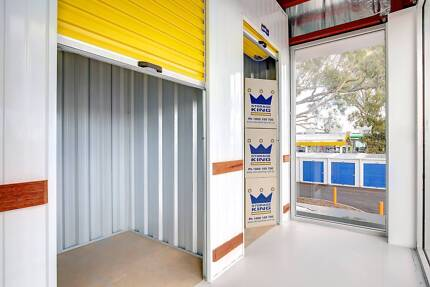 Self Storage - Units available from $17.50 per week
