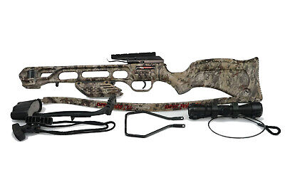 SA Sports Kryptek Empire Fever Pro Cross bow Package with 4x32 Scope (Camo)