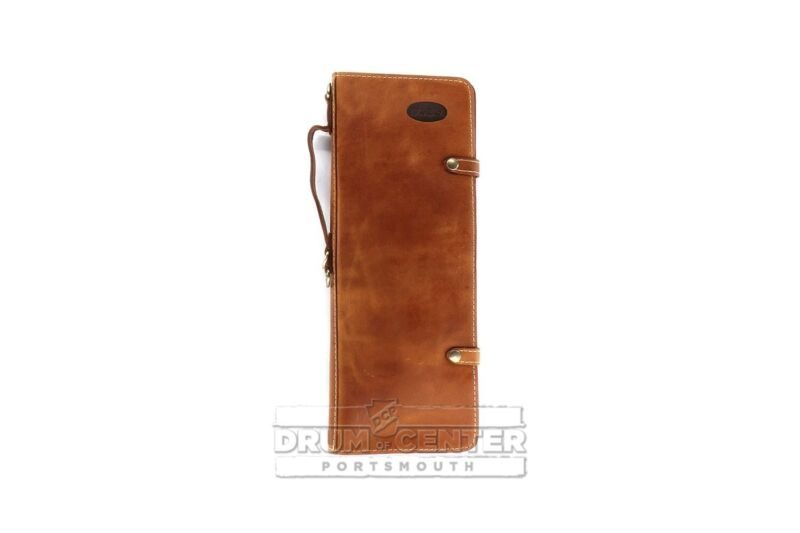Ahead Tan Handmade Leather Stick Case
