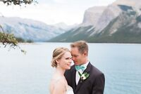 Banff, Canmore, Lake Louise, and Area - Wedding Photographer