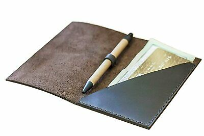 Guest Check Presenter Personalized Restaurant Bill Holder Leather Check Holder