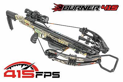 Killer Instinct Burner 415 Crossbow Pro Package  #1106