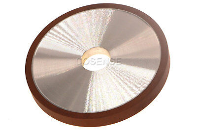 4 Diamond Grinding Wheel Cup Grit 600 100x10x20mm Cutter Grinder