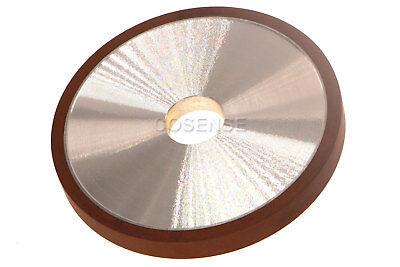4 Diamond Grinding Wheel Cup Grit 600 100x10x20mm Cutter Grinder