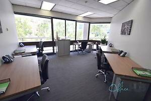 Perth CBD - Modern 5 person private office - fully furnished Perth Perth City Area Preview