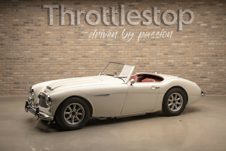 1958 Austin Healey 100-6  tunning English Classic - Austin Healey 100-6 (BN-6)