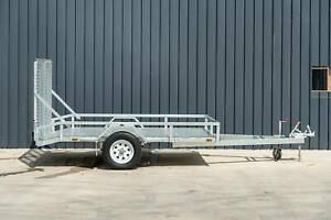 9x7 Recreational Trailer FULLY GALVANISED Moss Vale Bowral Area Preview