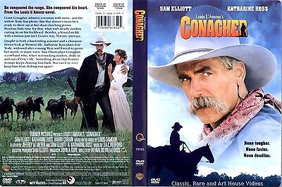 Conagher   New Dvd   Sam Elliott  Katharine Ross  Barry Corbin  1991