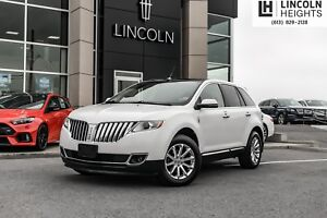 2013 Lincoln MKX AWD - TRAILER TOW - PANORAMIC VISTA ROOF