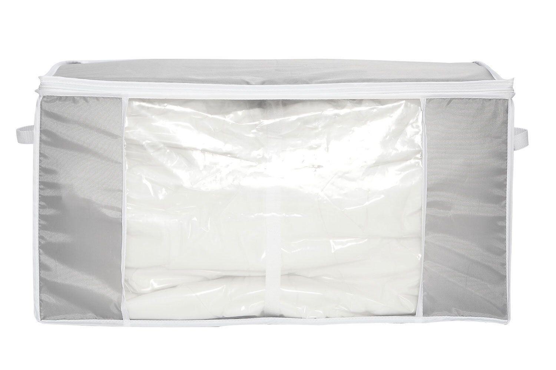 storagemaniac jumbo cube vacuum storage bags compressed. Black Bedroom Furniture Sets. Home Design Ideas