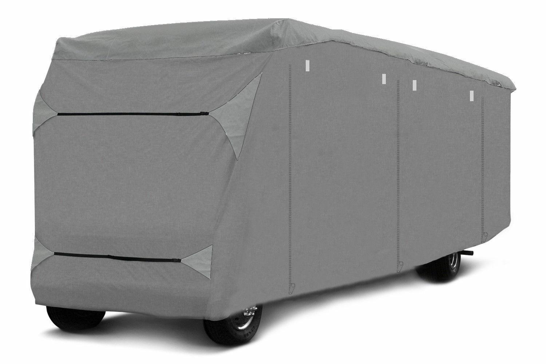 Details zu Wohnmobil Schutzhülle 9-9 cm Abdeckplane Plane Schutzfolie  Abdeckung Garage