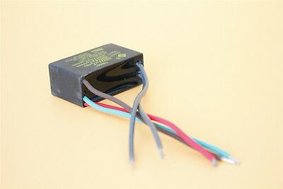 CBB61 250VAC 4UF+4UF+2.5UF 5 Wire Start Capacitor for Ceiling Fan