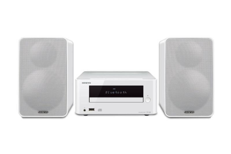 Onkyo CS265W CD Hi-Fi Mini Bluetooth Home Audio System White