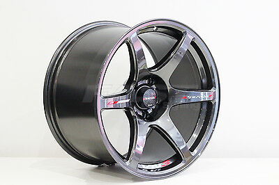 """Lenso Venom 3 18"""" 11"""" 11J WIDE alloy wheels stance drift race deep concave."""