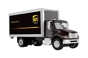 Daron 1/50 scale UPS Box truck Diecast Car Model Truck Brown 6 inch Long NEW