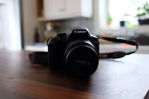 SELLING CANON DSLR