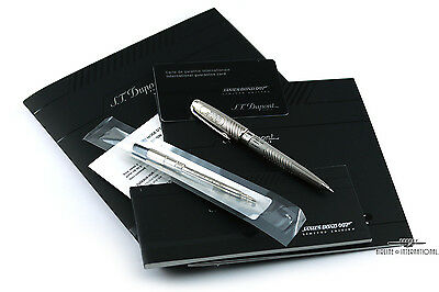 S.T Dupont James Bond 007 LE Mini Olympio Brushed Palladium BP/MP