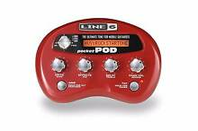 Line 6 Pocket Pod : Legendary POD tone on the go! Woolloongabba Brisbane South West Preview