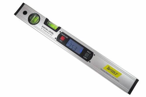 "Taytools 16"" Digital Level Angle Finder Inclinometer w/o Magnetic Base"
