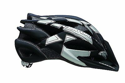 Cratoni  Rocket Bicycle Helmet XCross Light Visor Protection Race Triathalon M/L