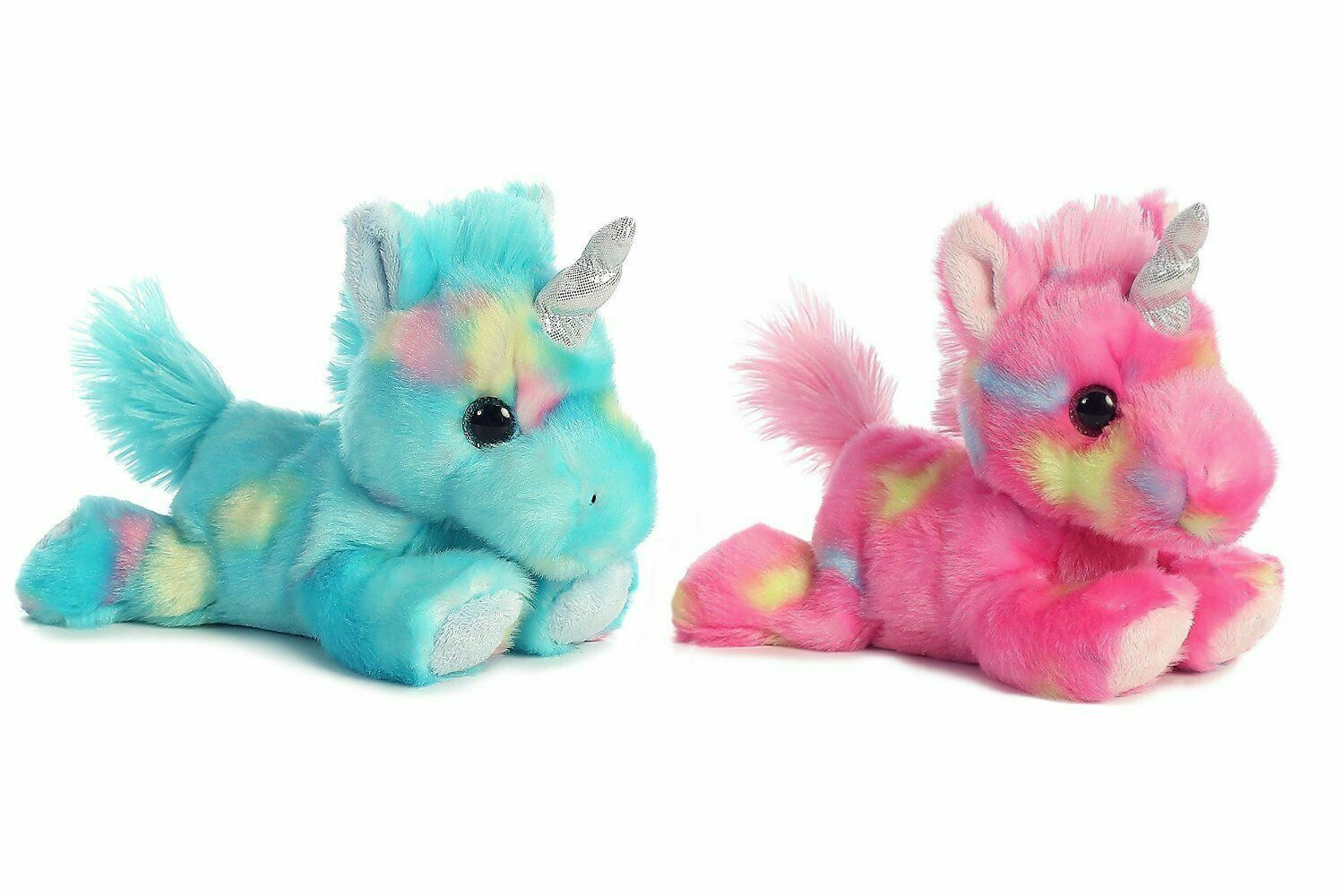 "Aurora 7""  Unicorn Stuffed Animal Toy Bright Fancies Collect"