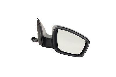 Außenspiegel Spiegel rechts schwarz manuell 07//12 KG SEAT TOLEDO