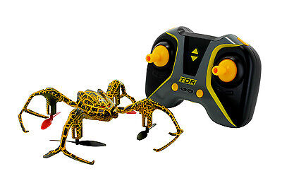 Tenergy TDR Spider Impede RC Drone 6-Axis 2.4GHZ Quadcopter Beginner Drone