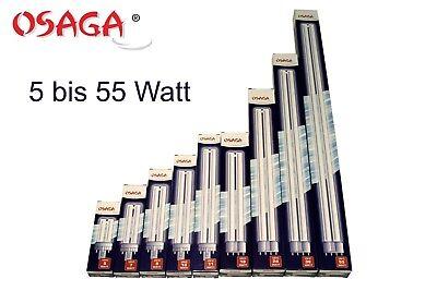 36 Ersatz (Osaga UVC Lampe Ersatzlampe 5 7 9 11 13 18 24 36 55 Watt alle UVC Klärgeräte)
